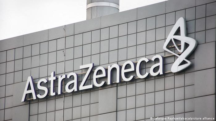 the AstraZeneca factory in Dunkirk, northern France