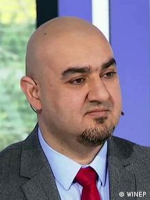 Picture of Hamdi Malik, of the Washington Institute for Near East Policy