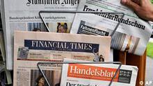 Deutschland Presseschau Horst Köhler zurückgetreten