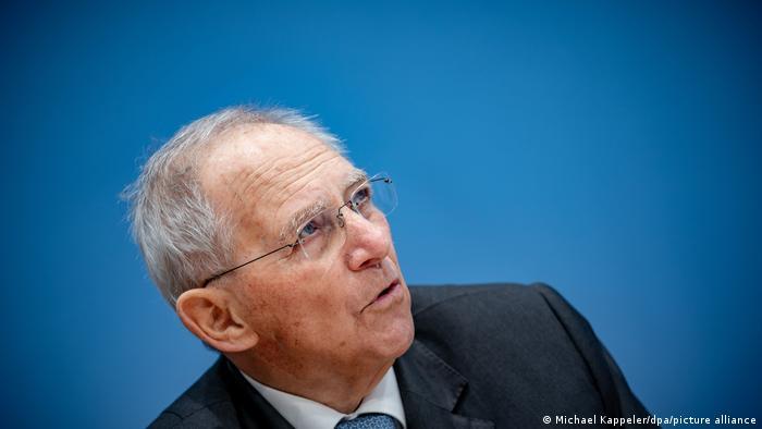 Bürgerrat zu Deutschlands Rolle in der Welt - Wolfgang Schäuble