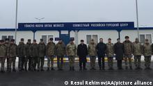 Bergkarabach | russisch- türkische Zusammenarbeit zur Überwachung des Waffenstillstands