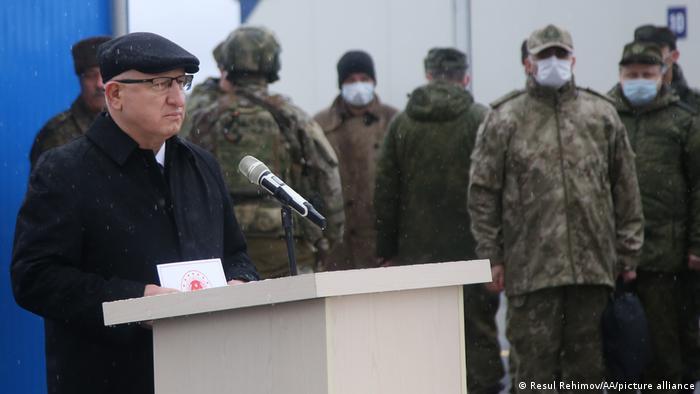 Milli Savunma Bakan Yardımcısı Yunus Emre Karaosmanoğlu