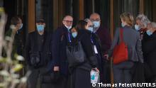 China | Coronavirus |WHO Experten in Wuhan
