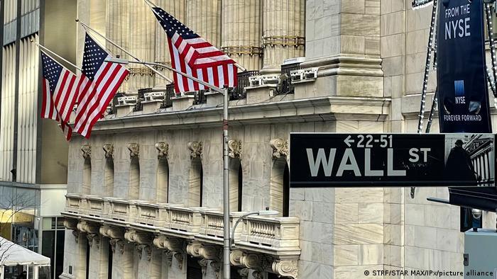 Wall Street u New Yorku
