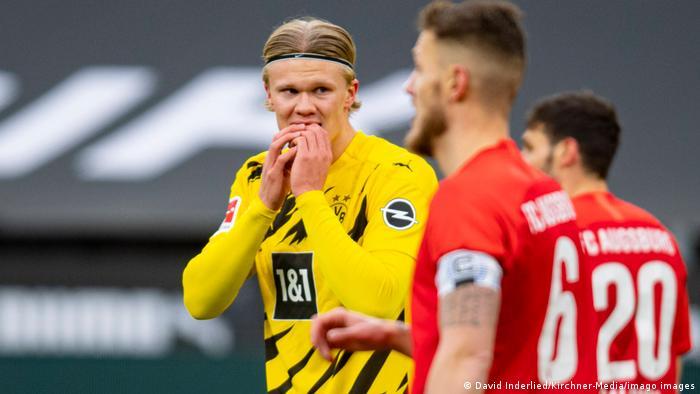 Deutschland Bundesliga Borussia Dortmund - FC Augsburg