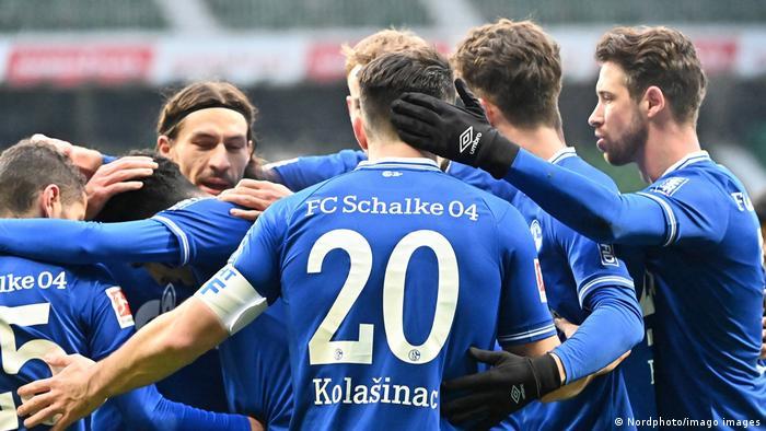 Fußball Bundesliga Werder Bremen - FC Schalke