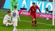Bundesliga - Bayern Munich v TSG 1899 Hoffenheim | Tor Lewandowski