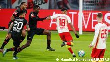 Deutschland Bundesliga RB Leipzig vs Bayer Leverkusen   Nkunku