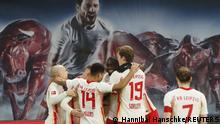 Deutschland Bundesliga RB Leipzig vs Bayer Leverkusen | Nkunku