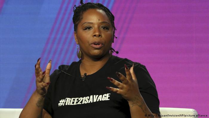 Patrisse Cullors | Black Lives Matter