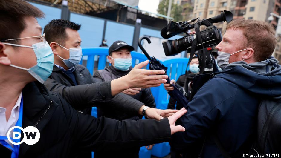 Verfall der Pressefreiheit in China beklagt
