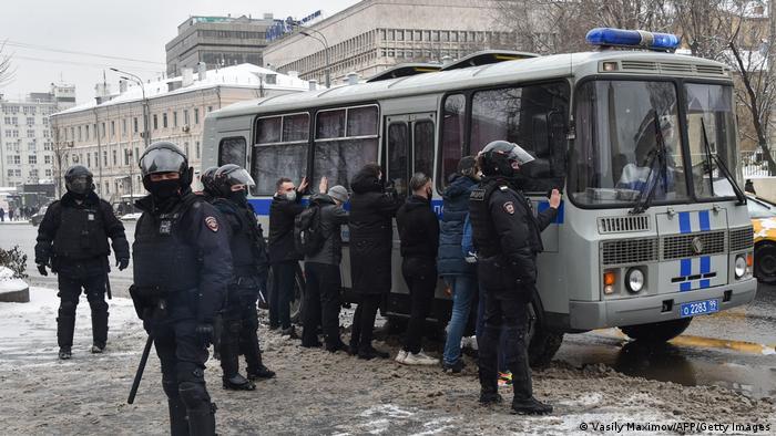 Moskva, 31.01.2021.