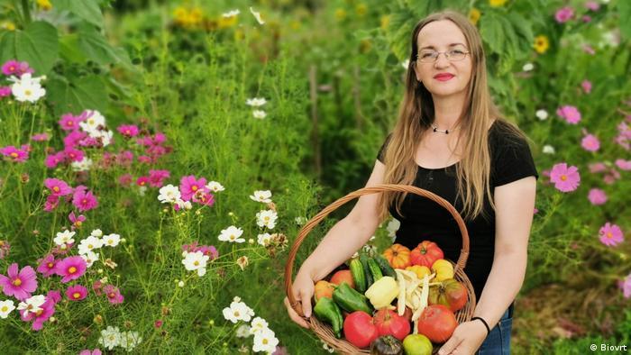 Silvija Kolar Fodor, udruga Biovrt