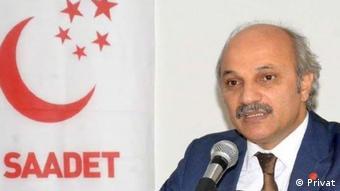 Saadet Partisi Sözcüsü Birol Aydın