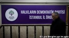 Türkei | HDP Partei | Zentrale in Istanbul