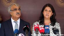 Türkei | HDP Partei | Pervin Buldan und Mithat Sancar