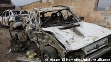 Syrien | Bomdenanschlag in Afrin