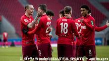 Deutschland Bundesliga 1. FC Köln - DSC Arminia Bielefeld