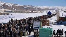 Afghanistan | Bamiyan | Demonbstrationen