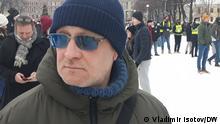 Russland Proteste Nawalny | Sankt Petersburg | Maxim Reznik