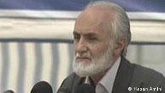 حسن امینی، حاکم شرع مردمی استان کردستان