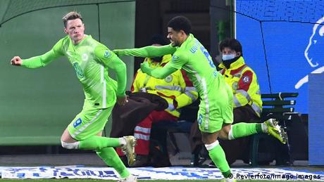 Deutschland Bundesliga VfL Wolfsburg vs SC Freiburg