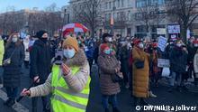 Deutschland | Nawalny Demonstration in Berlin