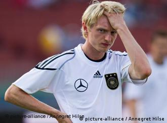 Germany and Hoffenheim defender Andreas Beck
