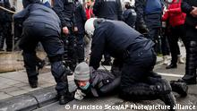 Europa | Proteste gegen Coronavirus Maßnahmen | Brüssel