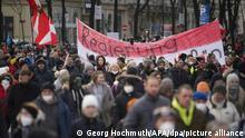 Europa | Proteste gegen Coronavirus Maßnahmen | Österreich