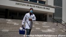 Chile Gesundheitsinstitut ngestellter