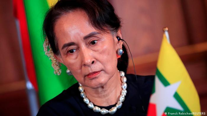 Eine gefallene Ikone: Aung San Suu Kyi