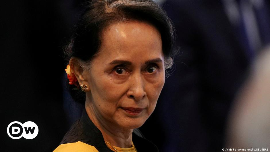 Myanmar: Aung San Suu Kyi charged with corruption   DW   10.06.2021