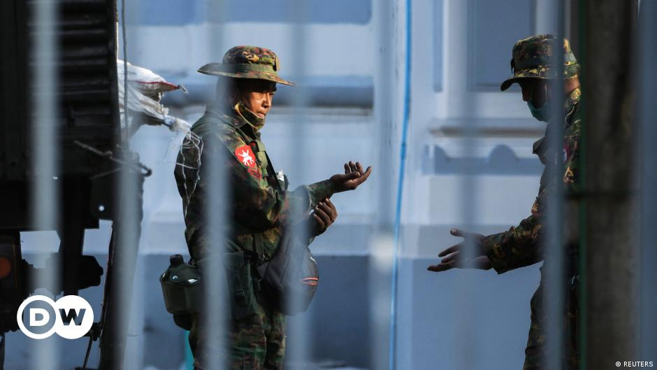 Myanmar'daki askeri darbeye ABD'den tepki