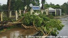 Fiji Tropensturm Ana