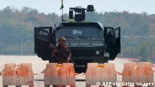 Myanmar Militärputsch