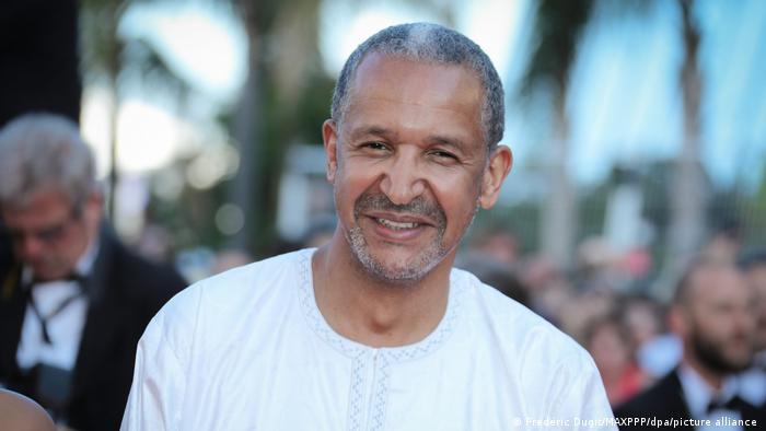 Regisseur Abderrahmane Sissako auf den Filmfestspielen in Cannes