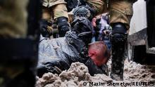 Weltspiegel 01.02.2021 |Russland Moskau | Protest, Festnahme