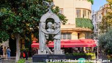 Türkei Denkmal für Journalist Abdi Ipekci