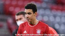 Fussball 1. Bundesliga FC Bayern München Jamal Musiala