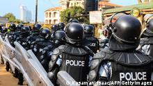 Uganda Bereitschaftspolizei