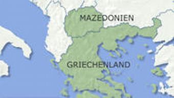 Mazedonien Karte.Etappensieg Für Mazedonien Im Namensstreit Fokus Südosteuropa Dw