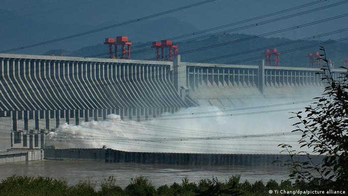 Staudämme | Drei-Schluchten-Staudamm in China