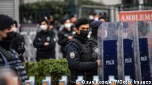 Türkei | Proteste an der Bogazici Universität in Istanbul