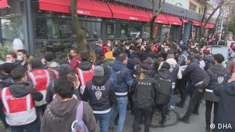 Διαμαρτυρίες στο πανεπιστήμιο της Κωνσταντινούπολης Μπογάζιτσι