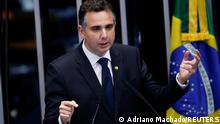 Brasilien Brasilia | neuer Senatspräsident Rodrigo Pacheco