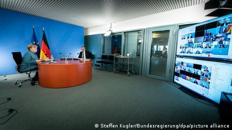 Γερμανία: Παράταση του lockdown ως τα μέσα Μαρτίου;
