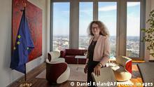 Deutschland EZB-Direktorin Isabel Schnabel