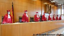 Deutschland Bundesverfassungsgericht verhandelt zu Ceta