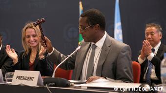 Ruanda Kigali-Änderung Montrealer Protokoll zu Fluorkohlenwasserstoffen